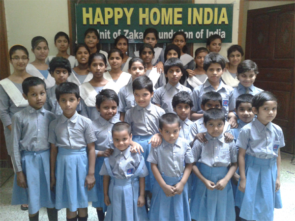 Happy home model school