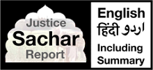 Sachar Report, Full Report & Summary, English, Urdu & Hindi